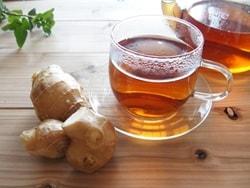 生姜紅茶は冷え性に効果がある