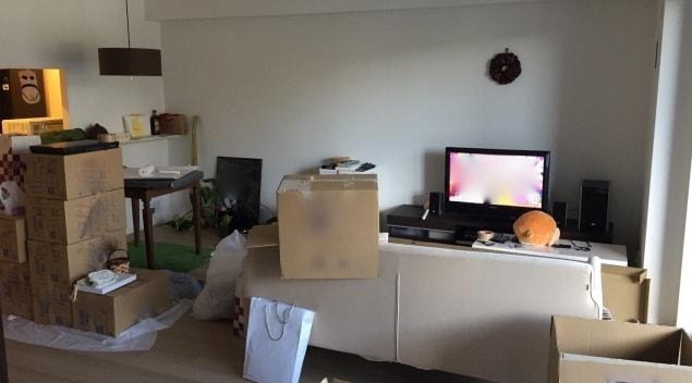 引っ越しを機会に契約を解除するにはテレビを廃棄する必要があります。